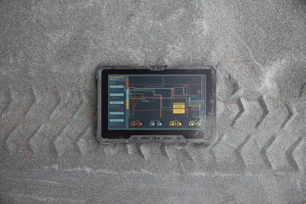 Latitude 12 Rugged Tablet (Bild: Dell)
