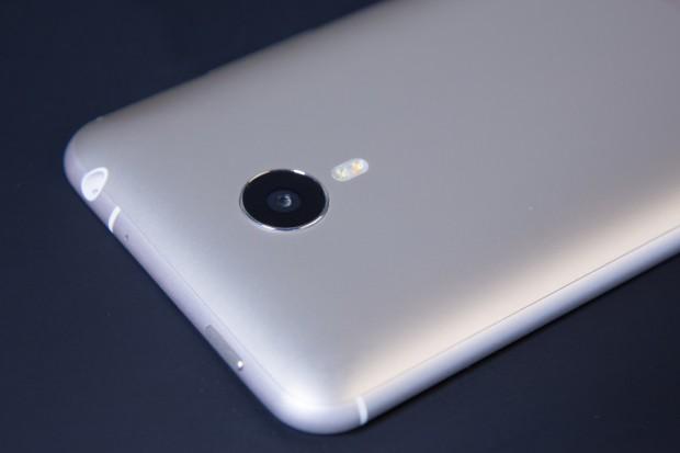 Die Kamera des MX4 hat 20,7 Megapixel. (Bild: Martin Wolf/Golem.de)