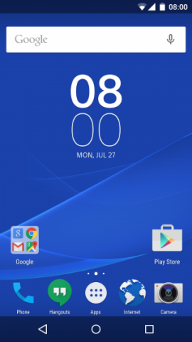 Sonys Concept-Android (Bild: Sony)