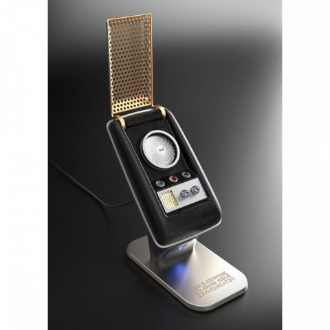 Das Star Trek The Original Series Communicator Bluetooth Headset (Bild: Star Trek/Wand)