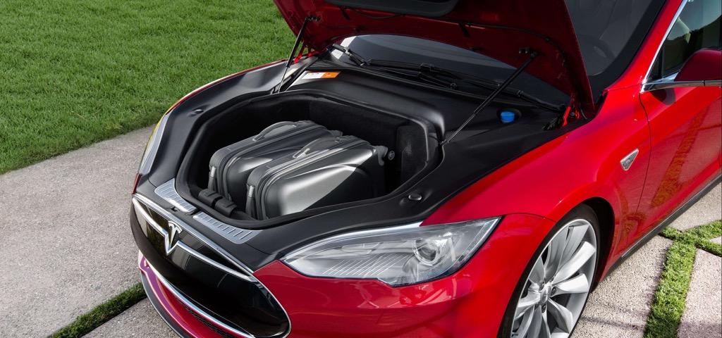 Ludicrous Mode: Tesla bietet Beschleunigungs-Addon für über 10.000 Euro an - Tesla Model S (Bild: Tesla Motors)