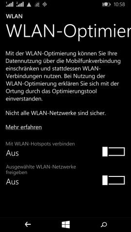 Aus Windows Phone wird ... (Screenshot: Golem.de)