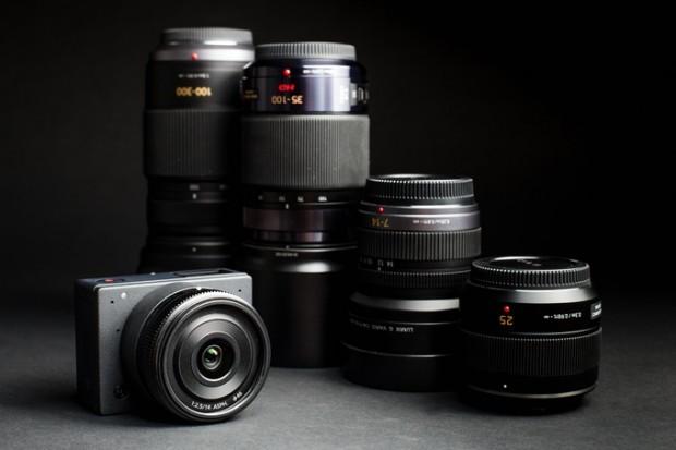Z Camera E1 (Bild: Kickstarter)