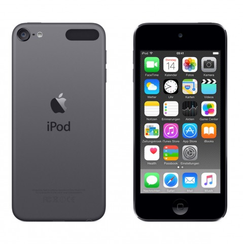 iPod touch (Bild: Apple)