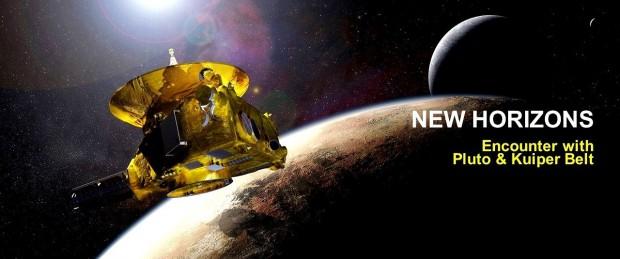 Die Sonde New Horizons soll den Zwergplaneten Pluto und seine Monde sowie den Kuipergürtel erforschen. (Bild:  Nasa/JHUAPL/SWRI)