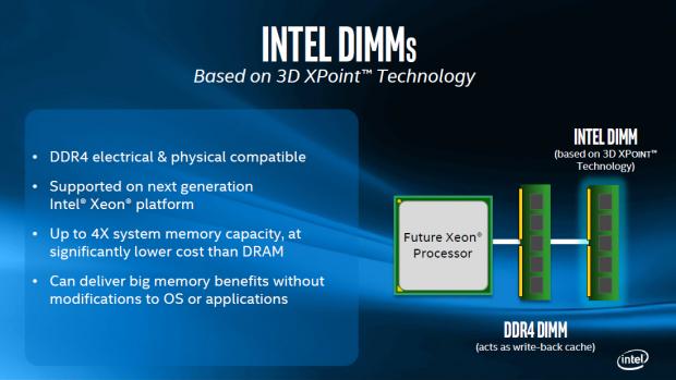 3D Xpoint bildet die Grundlage für Optane (Bild: Intel)