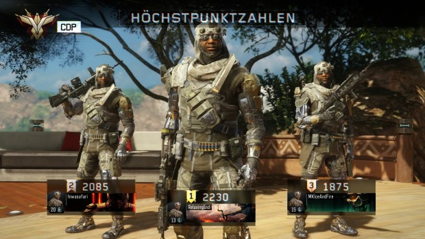 Betatest von Black Ops 3 (Screenshots: Golem.de)