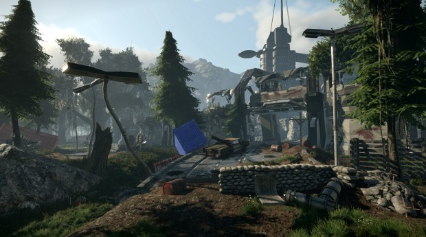 Elex, frühe Alpha-Version (Screenshot: Piranha Bytes)