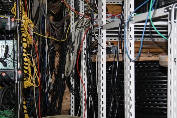 Lantiq-G.fast-Labor (Foto: Christoph von Schierstädt/Lantiq)