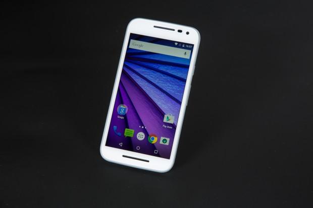 Motorola neues Moto G (Bild: Martin Wolf/Golem.de)