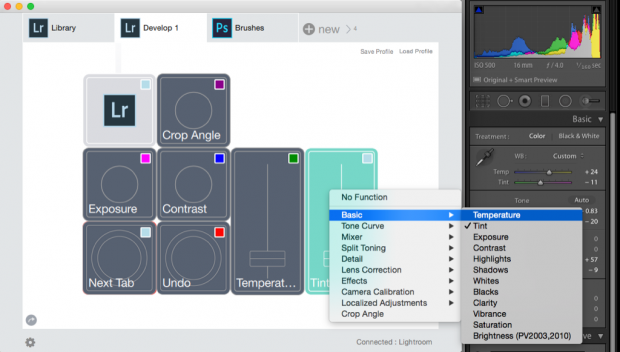 Palette Gear Software (Bild: Palette)