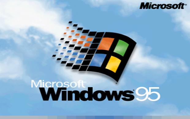 Start Me Up: Microsoft lizenzierte für seine Werbekampagne für Windows 95 den Song der Rolling Stones. (Screenshot: Golem.de)
