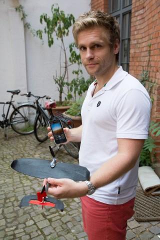 Tobias Dazenko ist Mitgründer und Geschäftsführer von Tobyrich. (Bild: Martin Wolf/Golem.de)