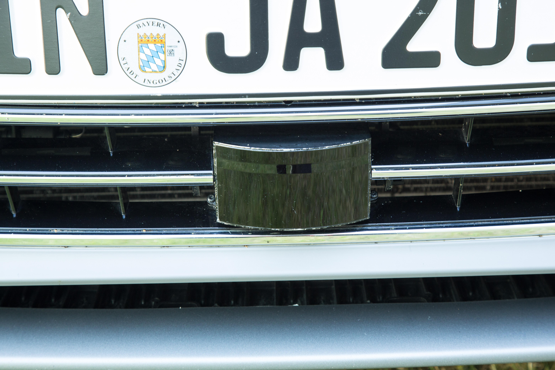 Autonomes Fahren: Auf dem Highway ist das Lenkrad los - Der Laserscanner deckt einen Bereich von 80 Metern vor dem Fahrzeug ab. (Foto: Martin Wolf/Golem.de)