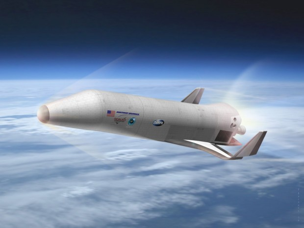 Drei Unternehmen arbeiten an XS-1: Northrop Grumman, ... (Bild: Northrop Grumman)