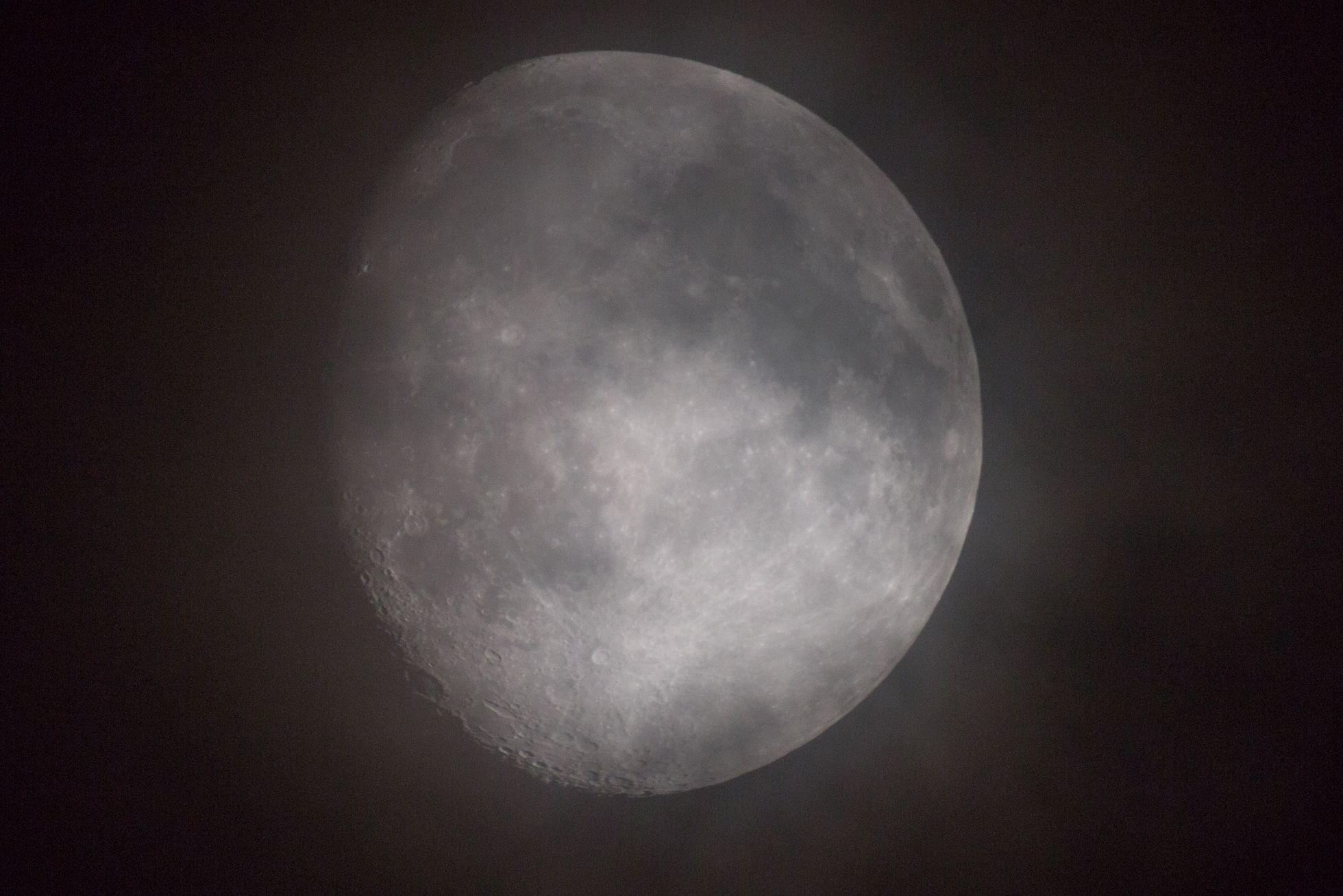 Digiskopie ausprobiert: Ich schau dir in die Augen, Wildes! - Oder der Mond. (Foto: Werner Pluta/Golem.de)