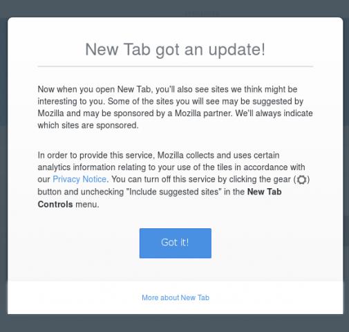 Information zur Funktion der Tiles in der US-Variante des Browsers (Screenshot: Golem.de)