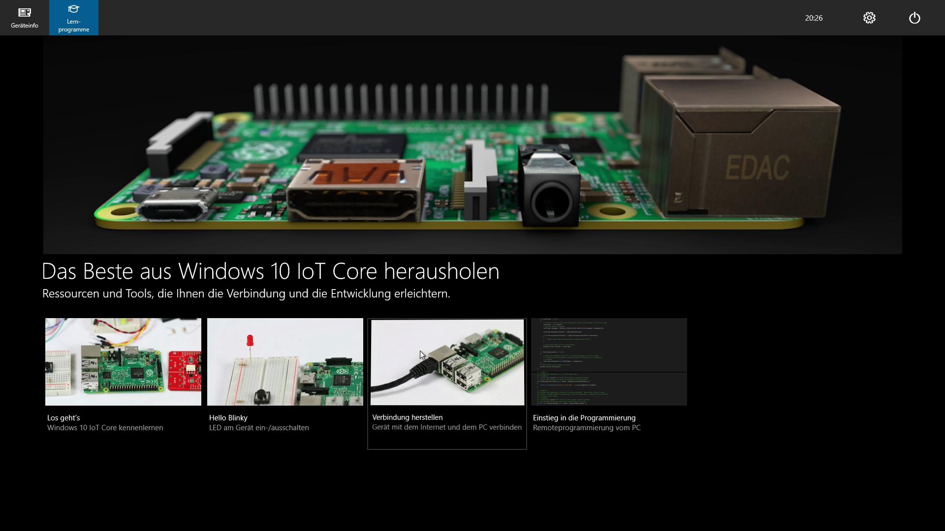 Windows 10 IoT ausprobiert: Finales Windows auf dem Raspberry Pi 2 -