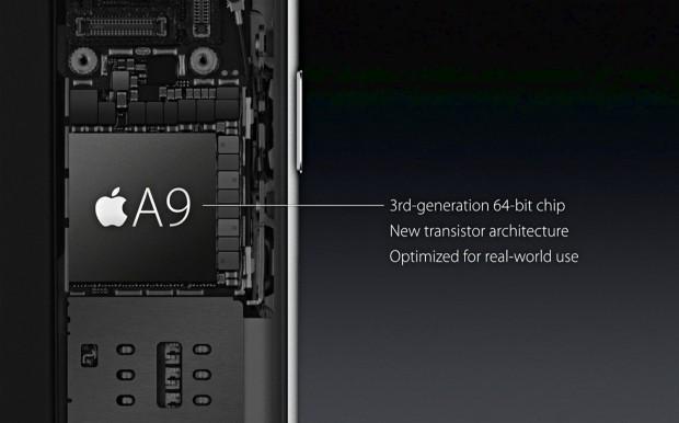 Der A9 wird in einem FinFET-Prozess gefertigt (Bild: Apple)