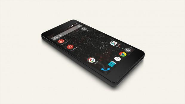Das neue Blackphone 2 von Silent Circle (Bild: Silent Circle)
