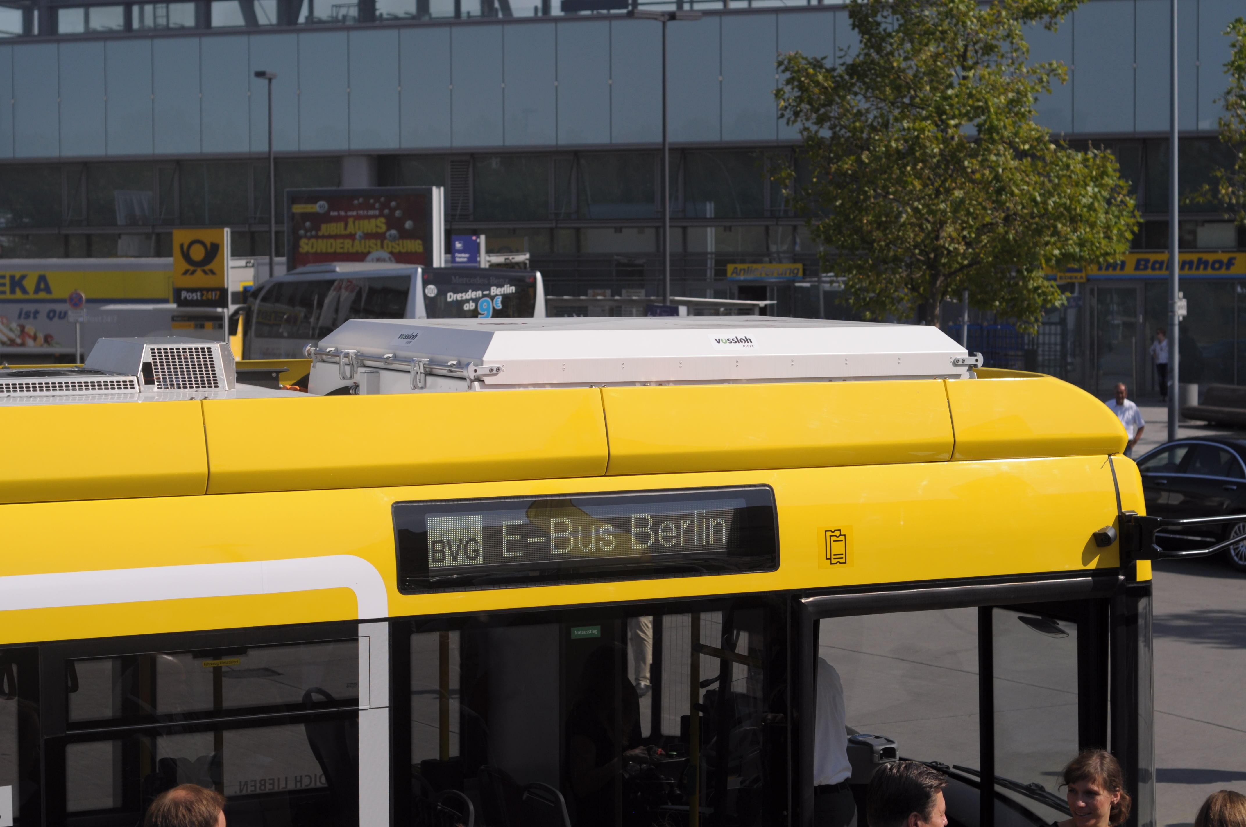 Nahverkehr: Hamburg und Berlin kaufen gemeinsam saubere Busse -