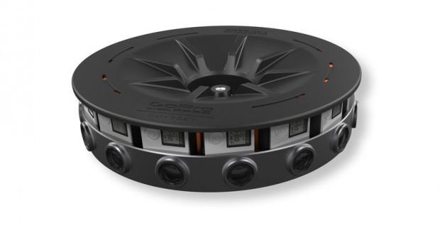 Gopros Kamerahalterung Odyssey (Bild: Gopro)