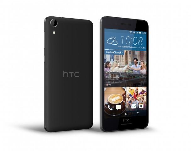Desire 728G Dual-SIM (Bild: HTC)