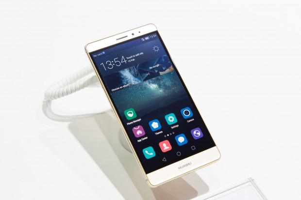 Das neue Huawei Mate S (Bild: Martin Wolf/Golem.de)