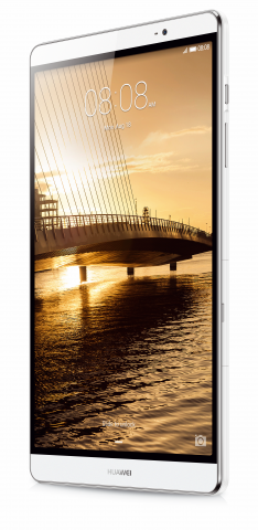 Mediapad M2 8.0 (Bild. Huawei)