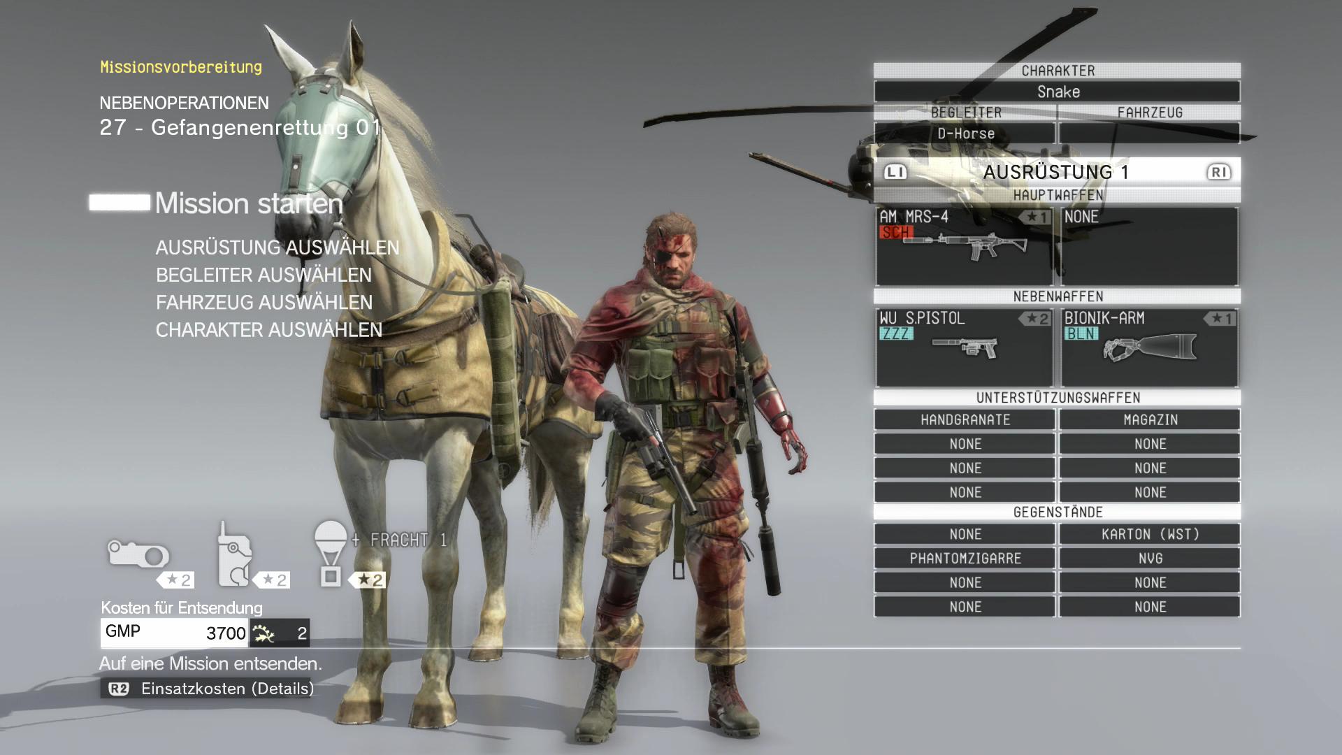 Metal Gear Solid 5 im Test: Schleichen am Rande der Weltgeschichte -