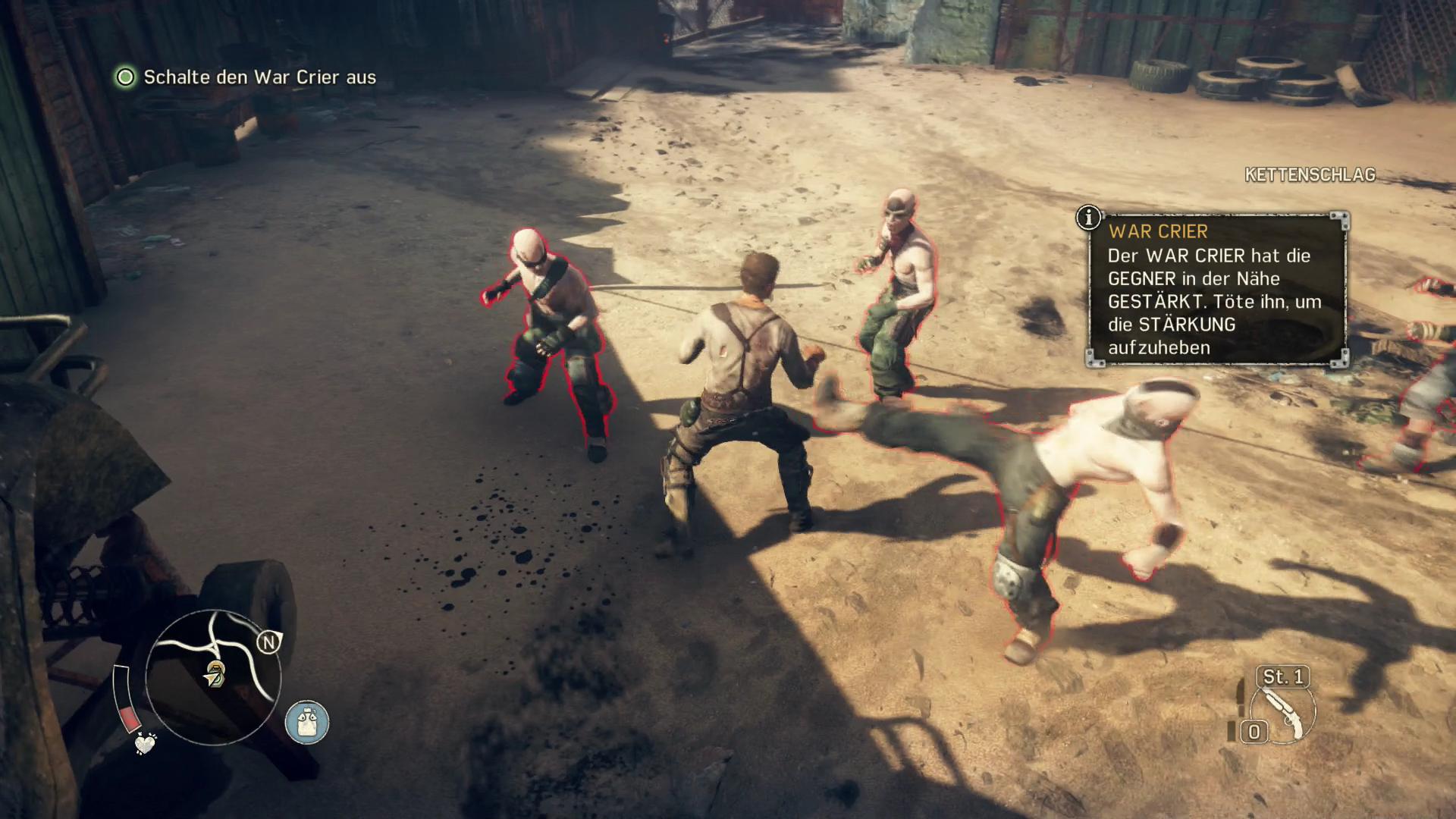 Mad Max im Test: Sandbox voll mit schönem Schrott -