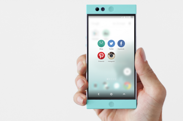 Robin-Smartphone (Bild: Nextbit)
