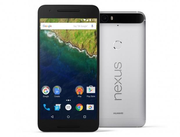 Googles neues Nexus 6P, gefertigt von Huawei (Bild: Google)