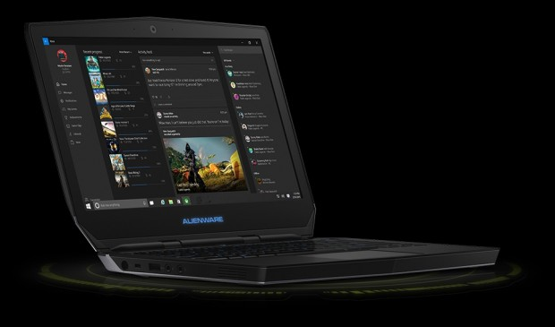 Alienware 13 (Bild: Dell)