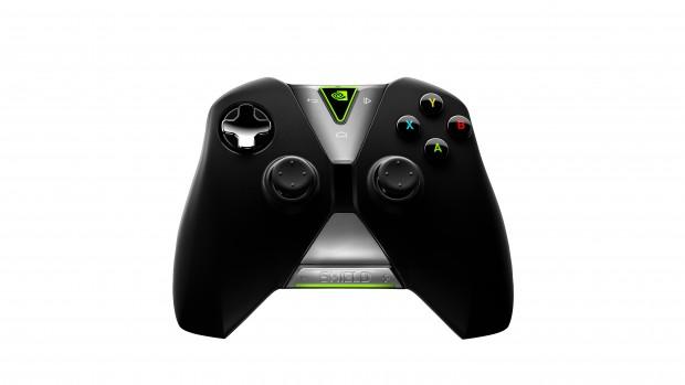 WLAN-Spielecontroller für Shield (Bild: Nvidia)