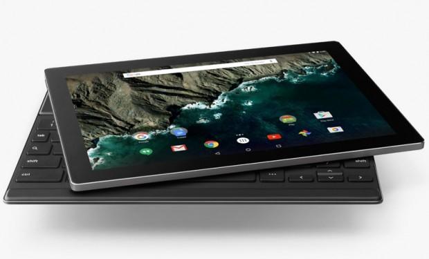 Das neue Google-Tablet Pixel C (Bild: Google)