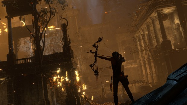 Rise of the Tomb Raider (Screenshot: Crystal Dynamics)