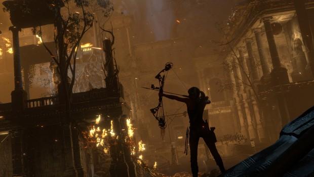 Rise of the Tomb Raider (Screenshot: Crystal Dynamics)