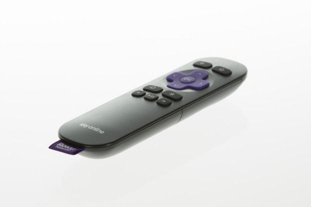 Infrarotfernbedienung für die Sky Online TV Box (Bild: André Schume/Golem.de)