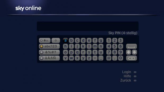 Die vielen unnötigen PIN-Abfragen nerven bei der Nutzung. (Screenshot: Golem.de)