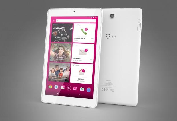 Puls - 8-Zoll-Tablet mit Android 5.0 (Bild: Deutsche Telekom)
