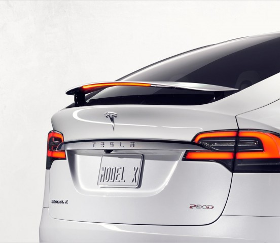 Tesla Model X (Bild: Tesla Motors)