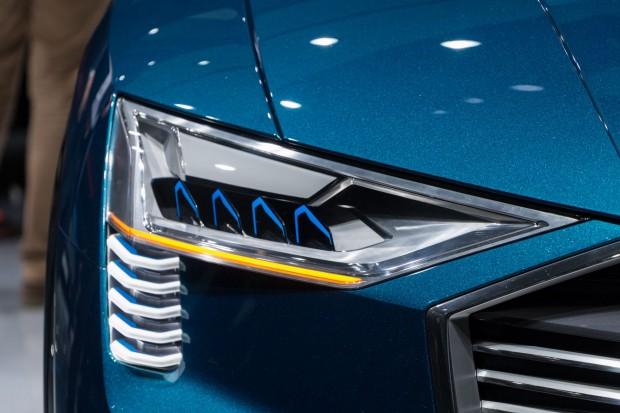 E-Tron Quattro Concept: Audis neues Elektroauto ist ein ...