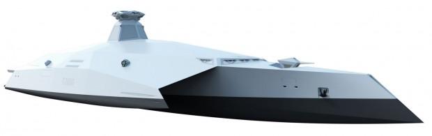 Dreadnought 2050, das Schlachtschiff der Zukunft (Bild: Startpoint)