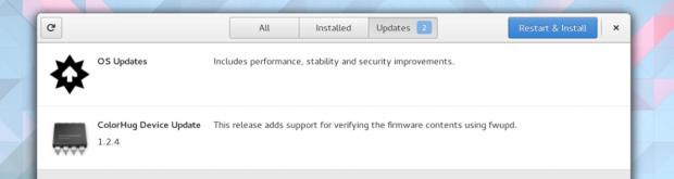 Gnome ermöglicht Firmware-Updates. (Bild: Gnome - CC-BY 3.0)