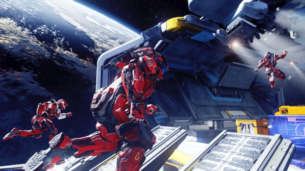 Halo 5 Guardians (Screenshot: Microsoft)