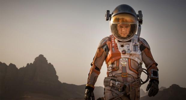 The Martian ist ein Dokument schonungsloser Ehrlichkeit, an dem nur der Titel stört. Denn der versehentlich auf dem Mars zurückgelassene Astronaut Mark Watney ist alles, aber kein Marsianer. (Bild: 20th Century Fox)
