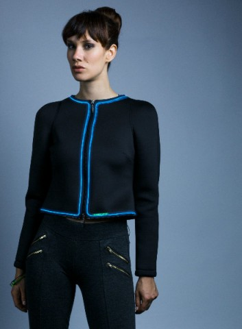 Jacke von Electro Couture (Foto: Electro Couture)