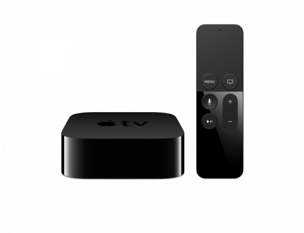 Apple TV der 4. Generation (Bild: Apple)
