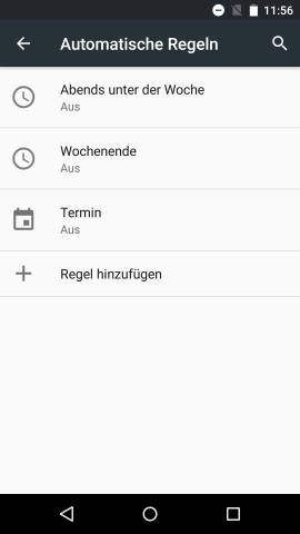 Die Nicht-stören-Funktion erhält Profile. (Screenshot: Golem.de)